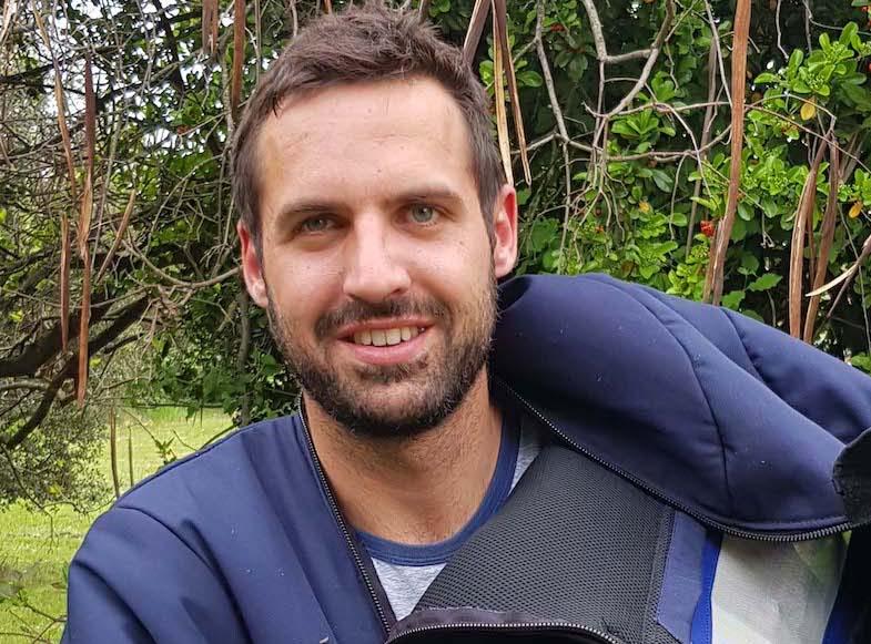 Stanislas Rabiller, fondateur et principal intervenant de DGF84
